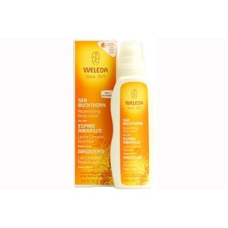 Weleda - Replenishing Body Lotion - Sea Buckthorn ( 1 - 6.8 FZ)
