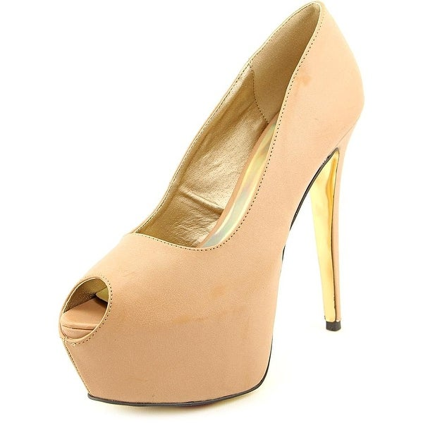 Luichiny Women's Mal Oree Stiletto Pump - 10