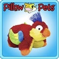 Pillow Pets 11 Inch Pee Wees - Tropical Parrot - Thumbnail 0