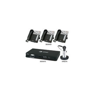 ATandT SB35010 plus 3x SB35025 plus 1x VH6210 Analog Gateway