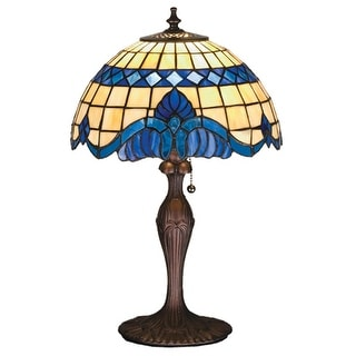 18.5 Inch H Baroque Accent Lamp
