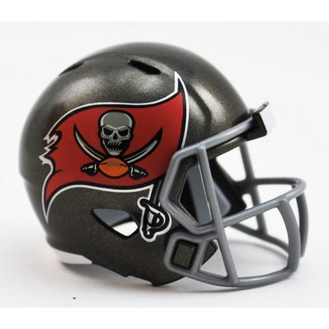 Tampa Bay Buccaneers Helmet Riddell Pocket Pro Speed Style