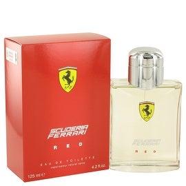 Ferrari Scuderia Red by Ferrari Deodorant Spray 5 oz - Men