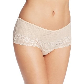 Wacoal Womens Hipster Panty Lace Insert Cheeky