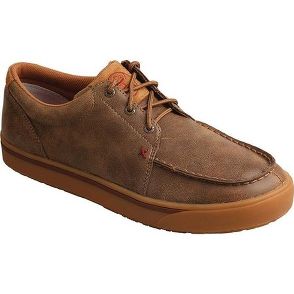 97e8239af59 Twisted X Boots Men  x27 s MHYC008 Hooey Lopers Oxford Bomber Leather