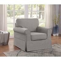 Porch & Den Zuni Arm Chair with Removable Slip Cover Deals
