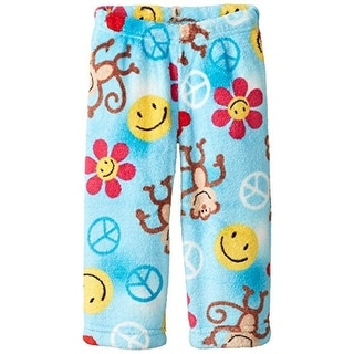 Up Past 8 Girls Printed Fleece Sleep Pant