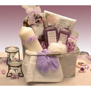 Link to Bath and Body Spa Caddy Medium Similar Items in Spa & Relaxation Baskets
