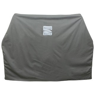 "Link to Kenmore Elite Grill Cover Fits Grills Up to 65"" x 26"" X 46"" Similar Items in Patio Furniture"