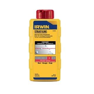 Irwin 64902 Mason Line Chalk -Red 8 Oz