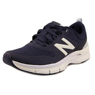 New Balance WF717 Women D Round Toe Canvas Running Shoe