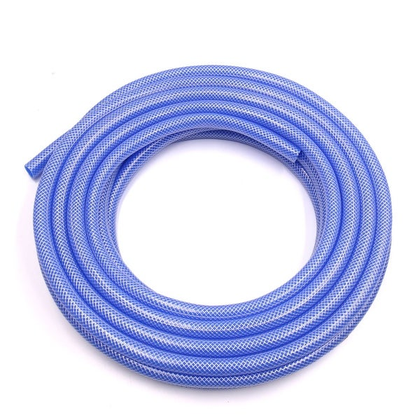 10M Blue PVC Water Changer Tube Cleaner Pipe Hose Car Garden Cleaning Tool