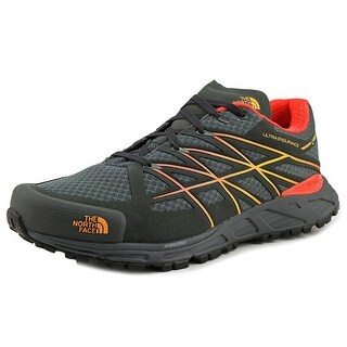 The North Face Ultra Endurance GTX Men Round Toe Synthetic Black Trail Running