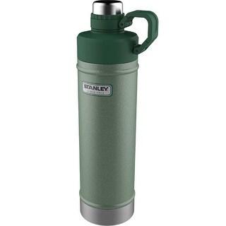 Stanley Classic 25oz. Vacuum Water Bottle-Hammertone Green 10-02286-001