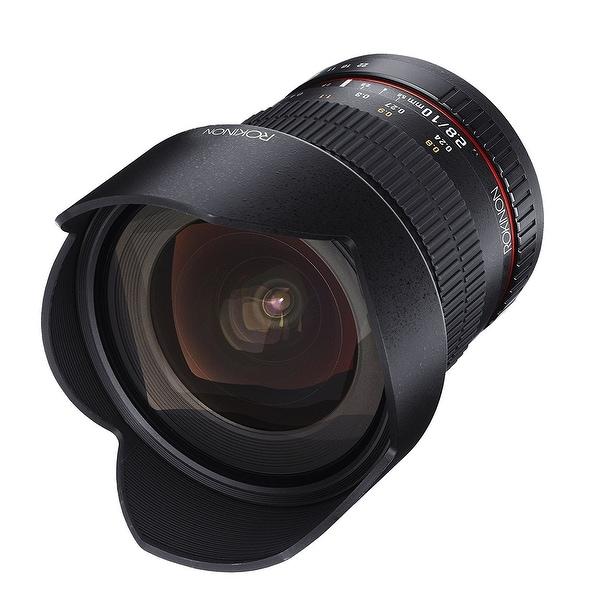 Rokinon 10mm f/2.8 ED AS NCS CS Lens for Sony E Mount - Black