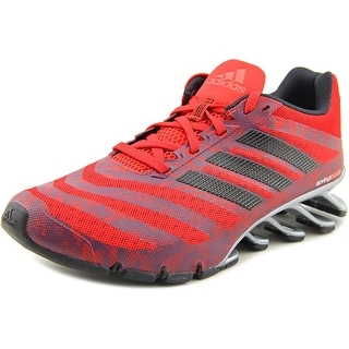 Adidas Spring Blade    Round Toe Canvas  Running Shoe