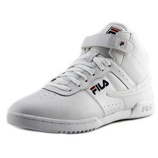Fila F-13 Women Round Toe Synthetic White Sneakers