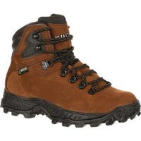 Rocky Men's RidgeTop Hiker 5212 Full Grain Dark Brown Leather