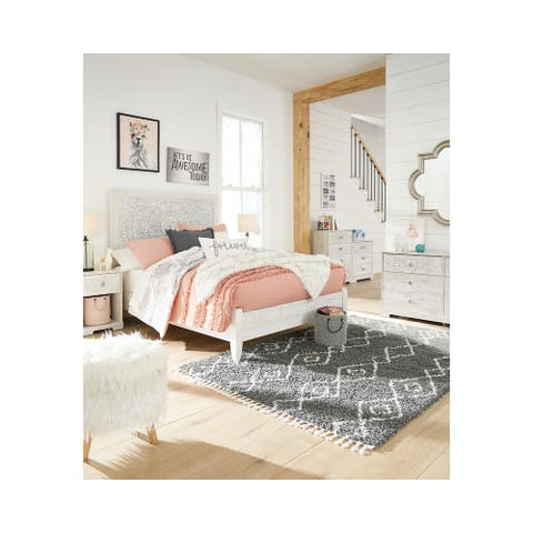 Paxberry Twin Platform Bed
