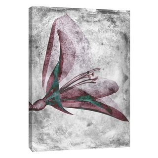 "PTM Images 9-105780  PTM Canvas Collection 10"" x 8"" - ""Flower Inversions 2"" Giclee Flowers Art Print on Canvas"