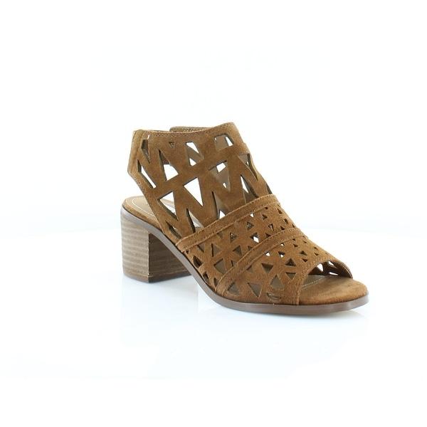 Steve Madden Estee Women's Heels Cognac