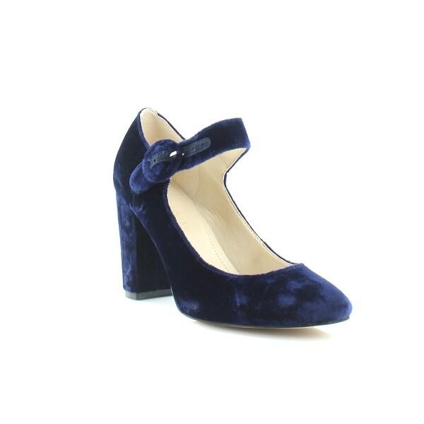 Marc Fisher Shaylie Women's Heels Medium Blue