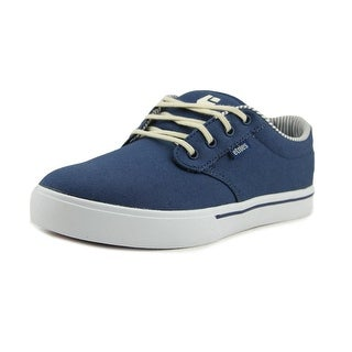Etnies Jameson Women Round Toe Canvas Blue Skate Shoe