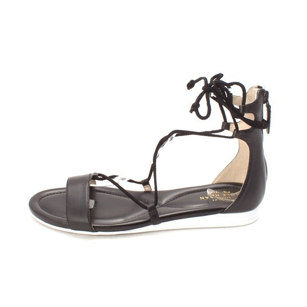 Cole Haan Womens Original grand Open Toe Casual Strappy Sandals