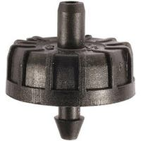 Dig B221B 1 GPH Pressure Compensating Dripper, Black, 10 Pack