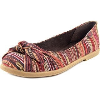 Rocket Dog Jiggy Women Round Toe Canvas Multi Color Ballet Flats