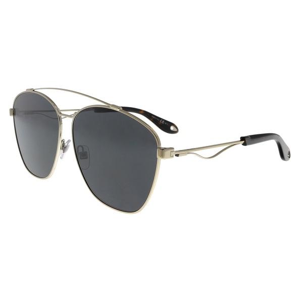 e1f01a9dc1 Shop Givenchy GV7049 S 3YG IR Palladium Square Sunglasses - No Size ...