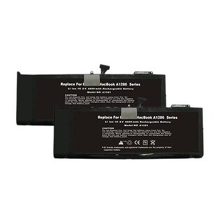 """""""Battery for Apple A1321 / 6615211 (2-Pack) Replacement Battery"""""""