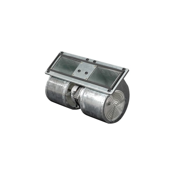 Air King B600 600 CFM HVI-Certified Internal Blower with 6 Inch Round Ducting for Use with Air King Professional Collection