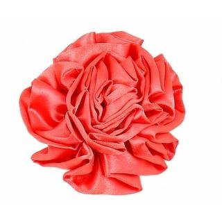 Princess Diana Satin Flower Clip or Pin