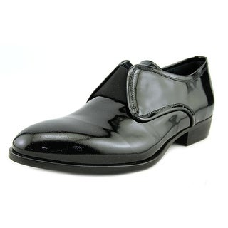 Roberto Cavalli Vernice   Round Toe Leather  Loafer