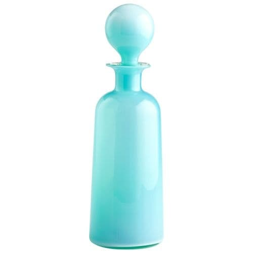Cyan Design Large Lyla Container Lyla 18 Inch High Glass Decanter