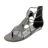 Very Volatile Womens Clea Split Toe Casual Gladiator Sandals