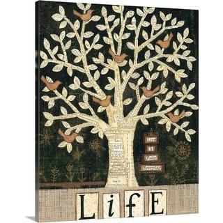 """""""Tree of Life"""" Canvas Wall Art"""