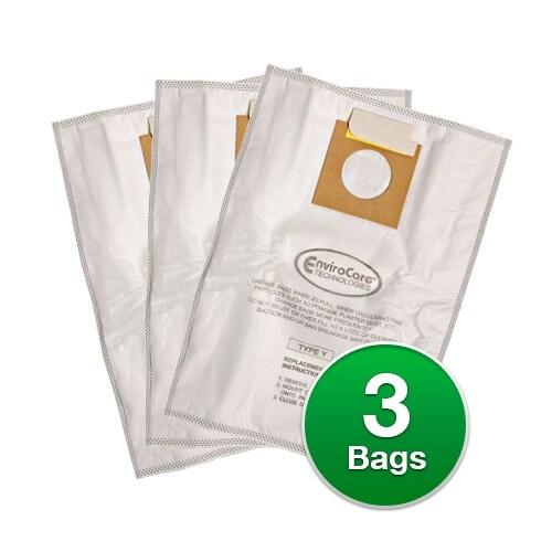Replacement Vacuum Bag for Hoover 4010100Y Vacuum Bag - Allergen Type 3 Bags/pk