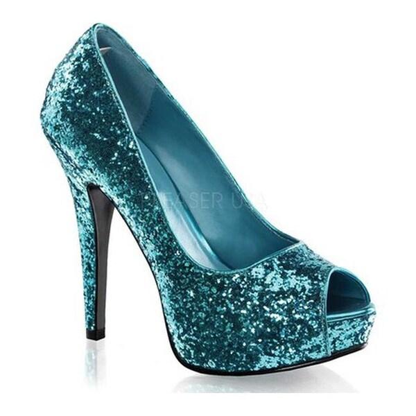 a9a60f235f Funtasma Women's Twinkle 18G Turquoise Glitter