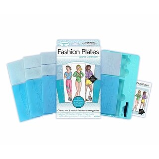 Fashion Plates Expansion Packs Sports