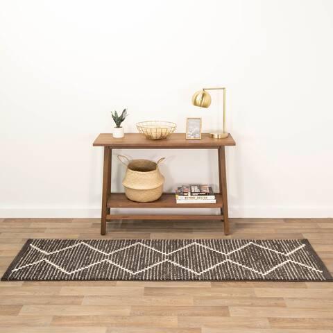 Oscar Geometric Indoor Area Rug