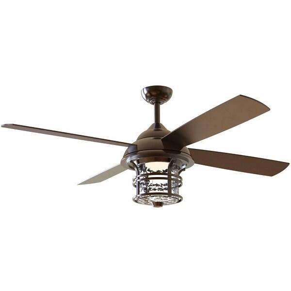 Shop Craftmade Cyd Courtyard Blade Indoor Outdoor Ceiling Fan Blades Remote And