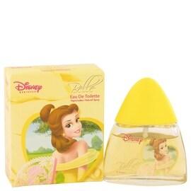 Eau De Toilette Spray 1.7 oz Disney Princess Belle by Disney - Women