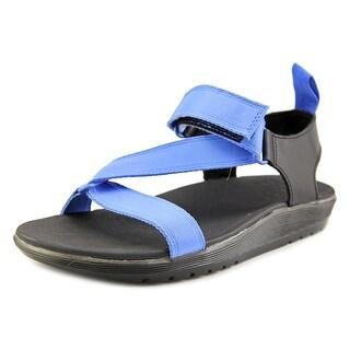 Dr. Martens Balfour Women Open-Toe Synthetic Blue Sport Sandal