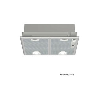Bosch HUI31451UC 21 Inch Custom Insert Range Hood with 400 CFM Blower