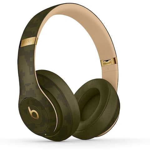 Beats Studio3 Wireless Over-the-Ear Headphones Camo Collection (NEW)