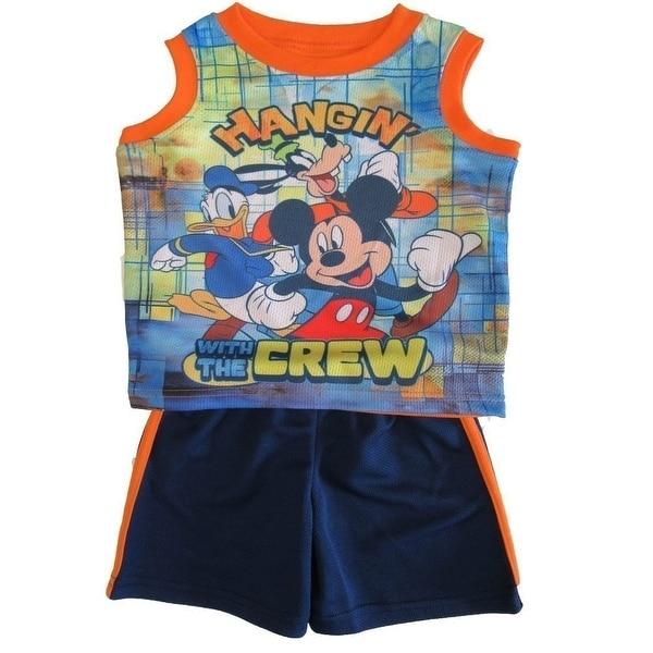 Mickey Mouse Boys Tank Top