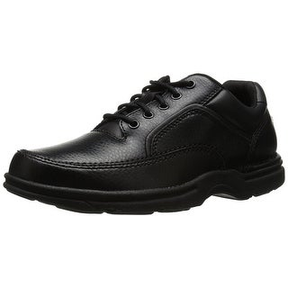 Rockport Men's Eureka Walking Shoe, Black