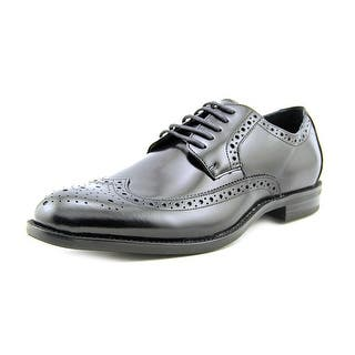 Stacy Adams Garrison Wingtip Toe Leather Oxford|https://ak1.ostkcdn.com/images/products/is/images/direct/1a27aaafe0901c657978fbaba861b6eccd1b2adb/Stacy-Adams-Garrison-Men-Wingtip-Toe-Leather-Black-Oxford.jpg?impolicy=medium